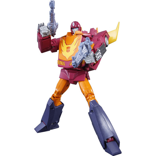 Transformers Masterpiece Hot Rodimus official image 00