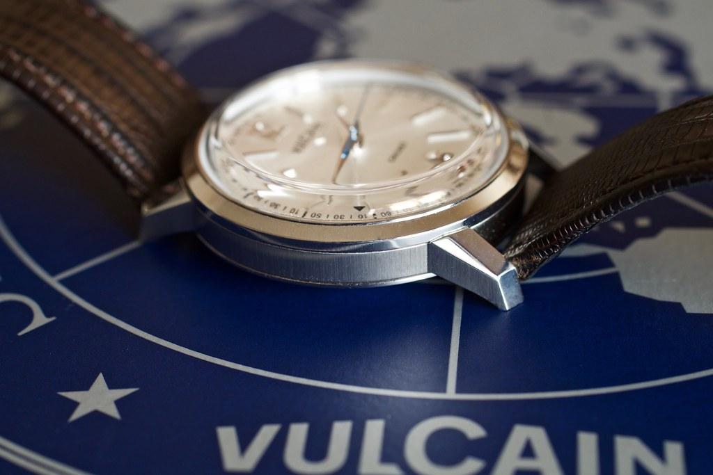 vulcain - [Revue] Vulcain 50s President' watch cricket 39mm ref : 100153.295L 25290761620_a300173803_b