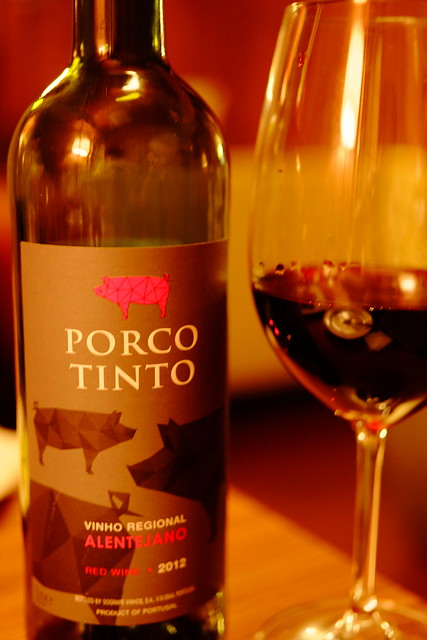 Sogrape PORCO TINTO red wine