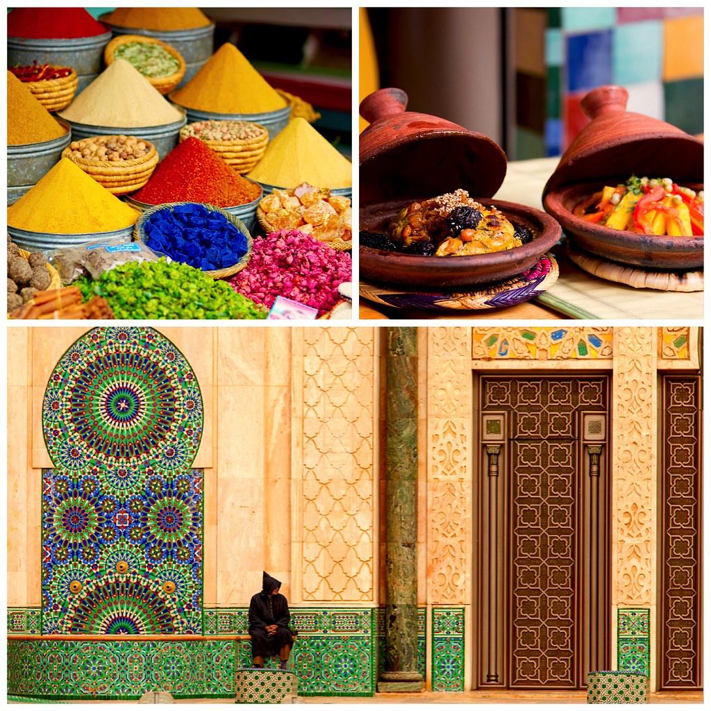 Marruecos en dos semanas