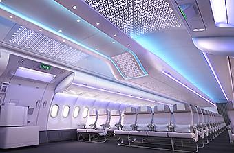 Airbus Airspace Cabin Concept Economy (Airbus)