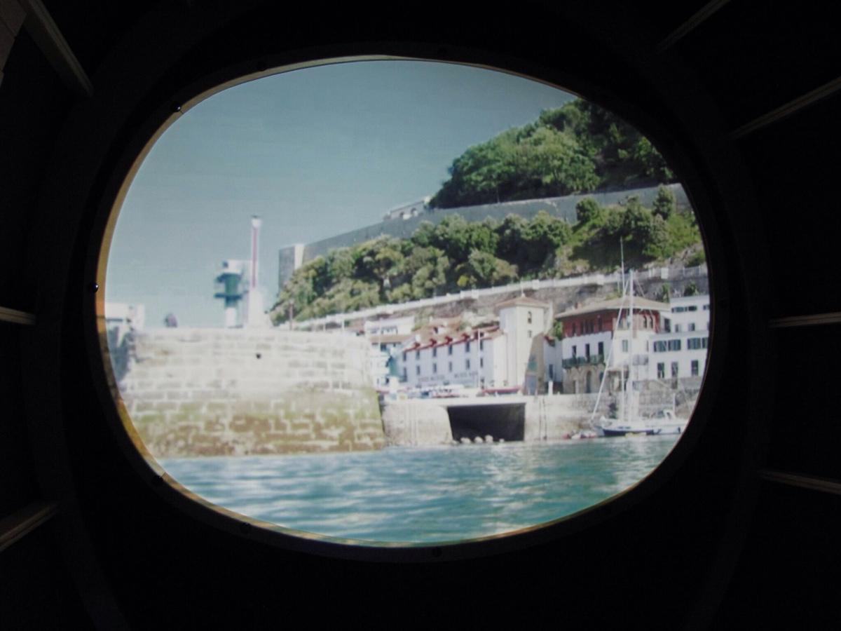 Untzi Museoa-Museo Naval_patrimonio casa torre_consulado_muralla