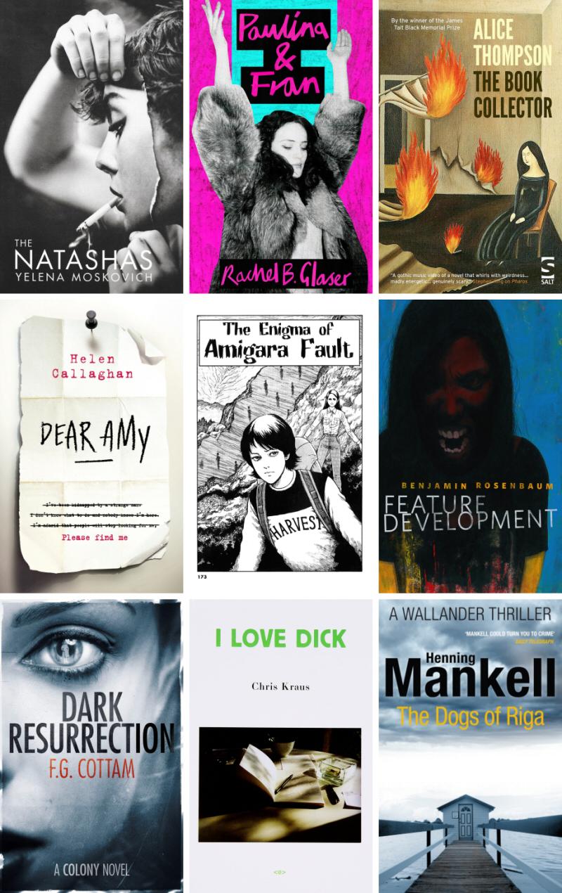 February 2016 books