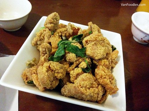 Taiwanese Deep Fried Crispy Chicken