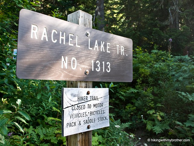 Rachel Lake & Alta Mountain