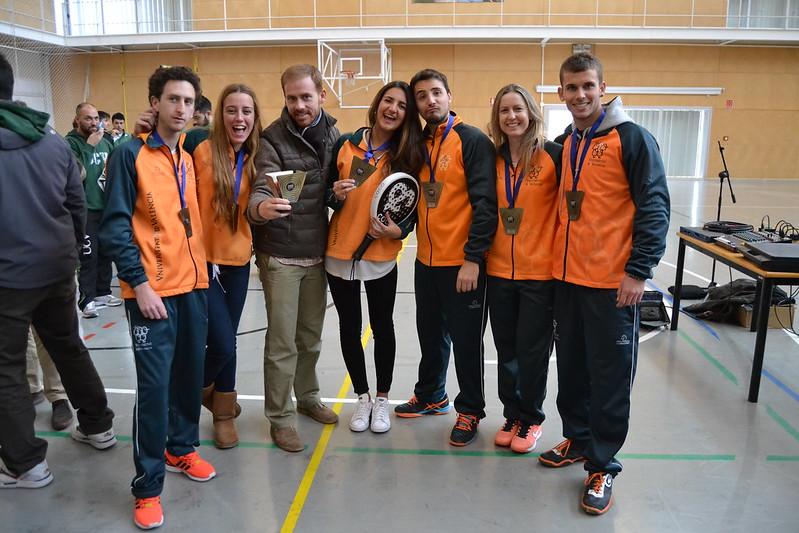 Finales CADU Pádel 2015/2016