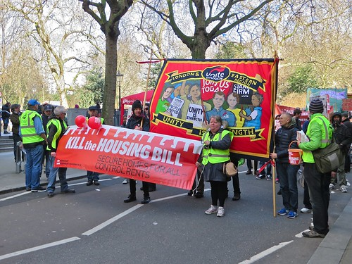 The Kill the Housing Bill march, Mar. 13, 2016