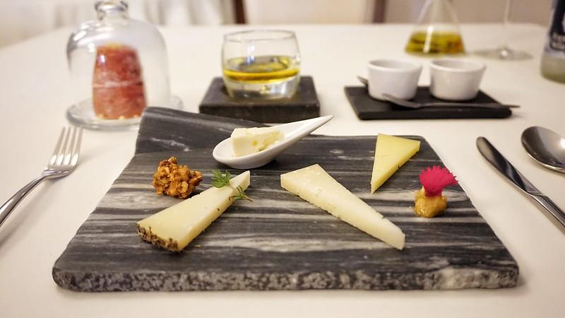 Homenaje al queso manchego