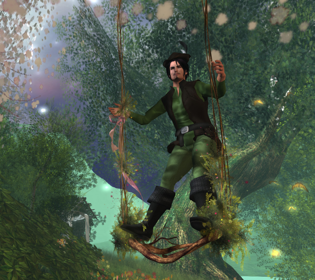 Robin-Hood-Swinging-in-the-Forest-of-Dreams