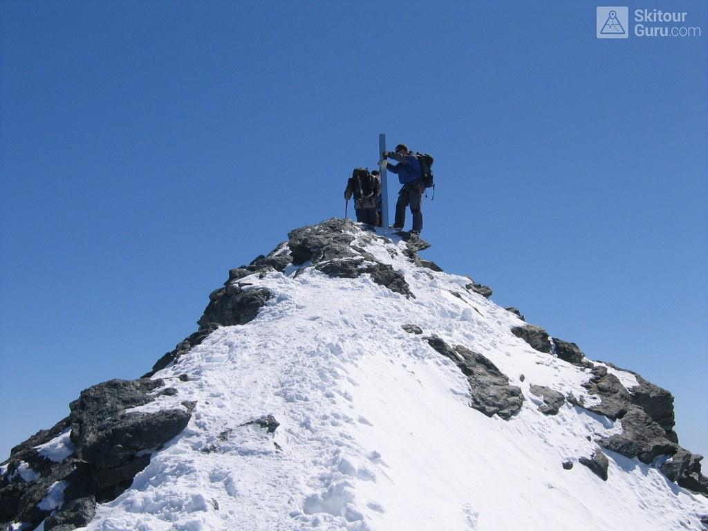 Strahlhorn Walliser Alpen / Alpes valaisannes Schweiz foto 18