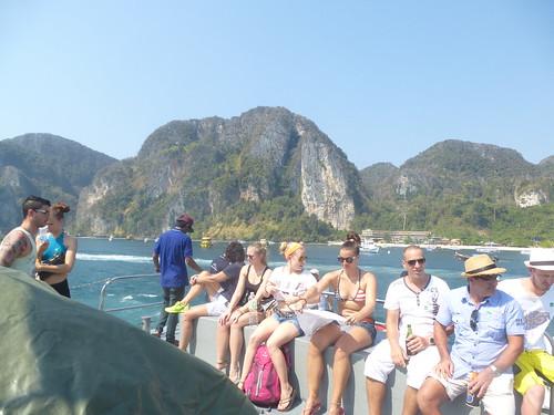 Route maritime-Koh Phi Phi-Krabi (4)