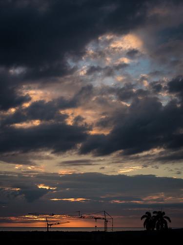 sunset sunrise landscape cu cuba places trinidad northamerica subject sanctispíritus