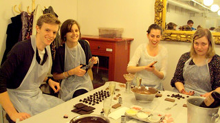 Chocolate Making Lessons, Corporate Fun, Hen Party heaven
