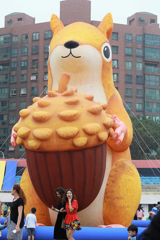 伊索動物園 - 松鼠