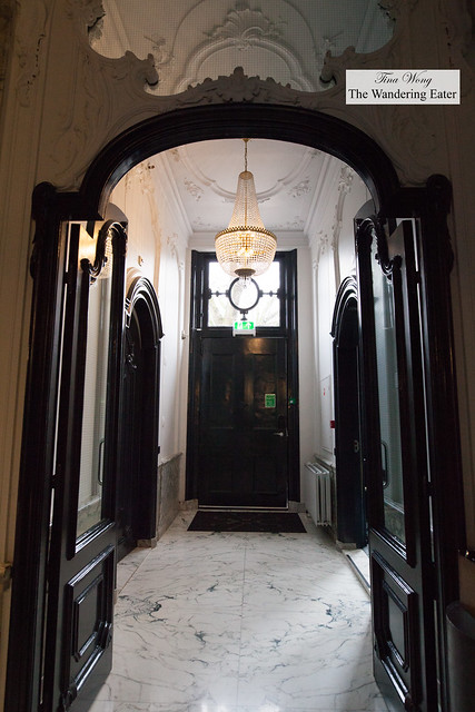 17th century foyer