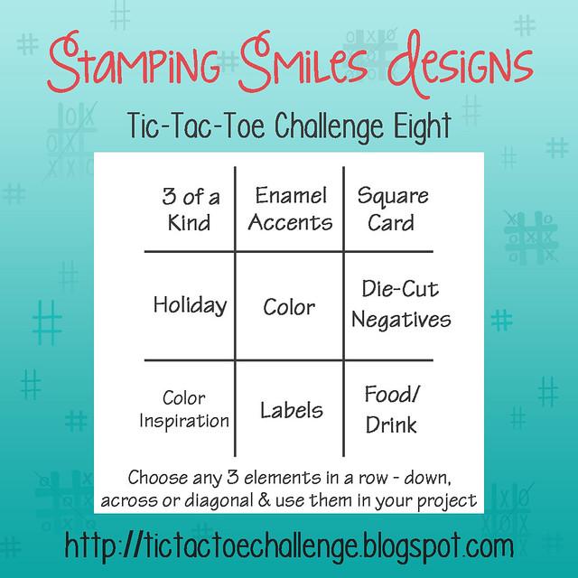 Tic-Tac-Toe Challenge 8