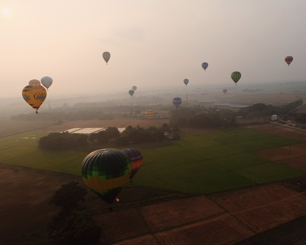 hot air balloon lubao pampanga