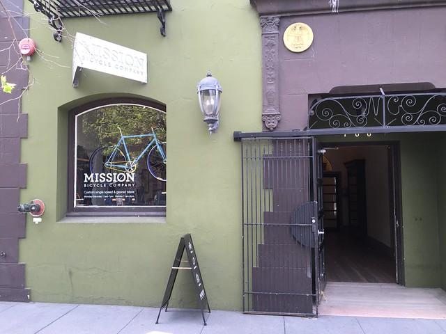 Mission Bicycles Company