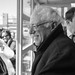 Look who stopped into Nathan's to get a hot dog while I was there. by Barry Yanowitz