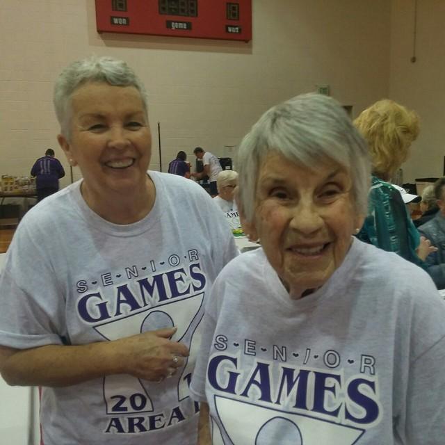 Senior Games 2015