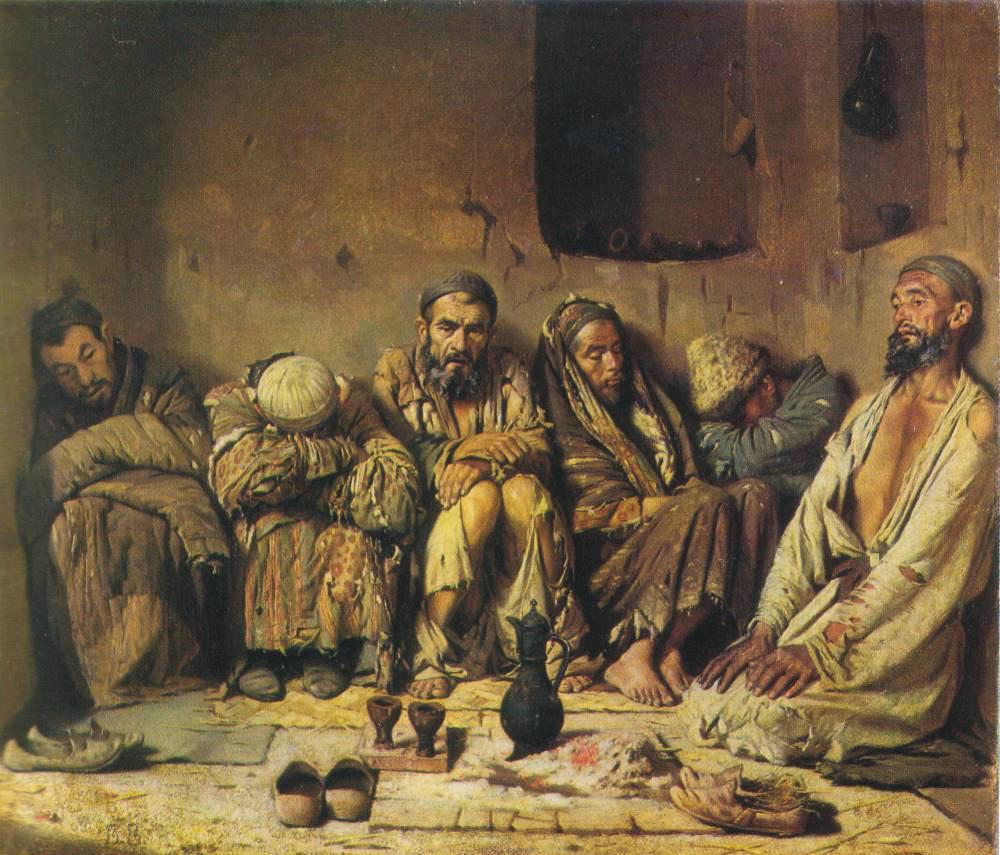 19世纪画家作品选20
