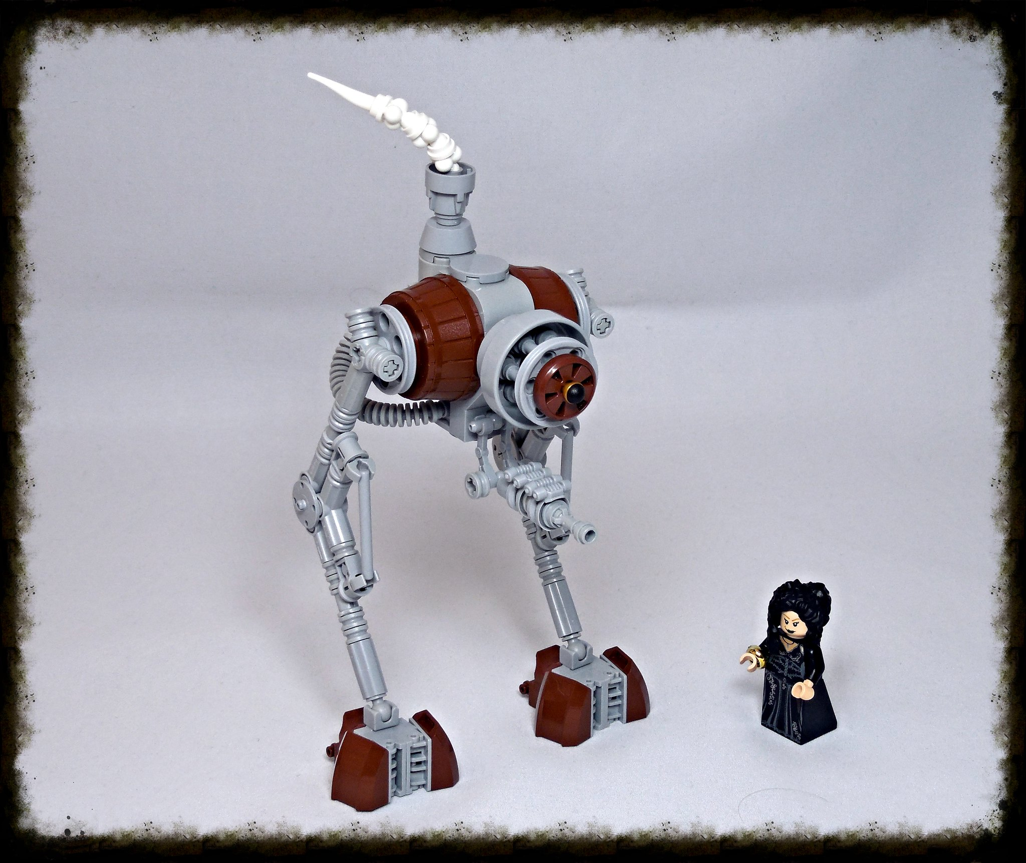 LEGO® MOC by Vitreolum: Lady Blackmore's Big Daddy