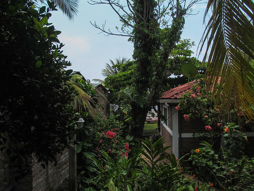 Playa Santo Domingo: notre logement