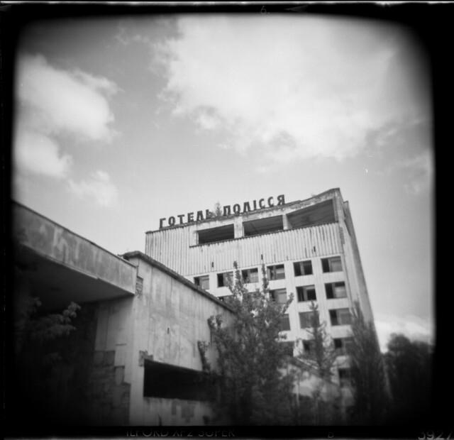 Chernobyl - Holga-9