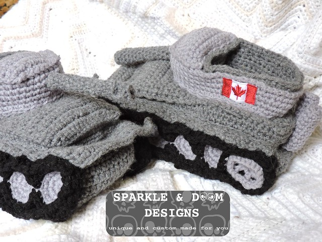 Tank Slippers 02a