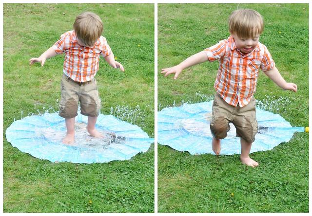 Liam Splash Pad