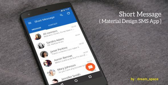 Codecanyon Short Message - Android SMS App