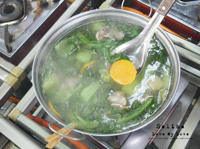 陽明山竹子湖美食白斬雞推薦青菜園 (3)