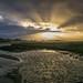 Combat entre le soleil et les nuages by Pierre Le Provost