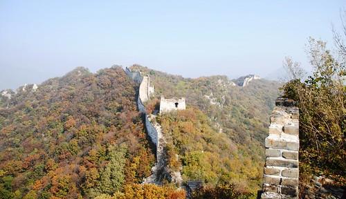 32 La gran Muralla en Pekin (1)