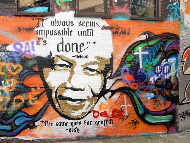 Mandela, Werregarenstraat, Gent