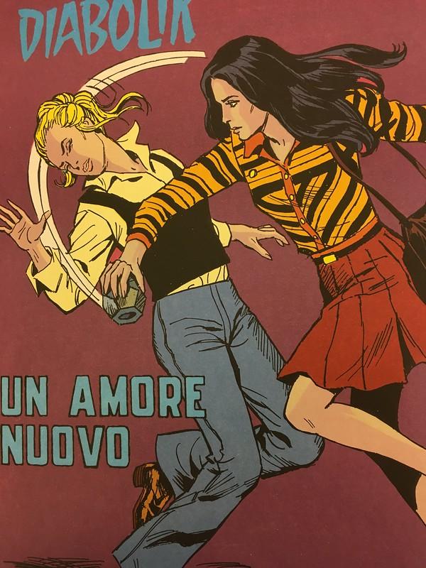 Diabolik: Un Amore Nuovo