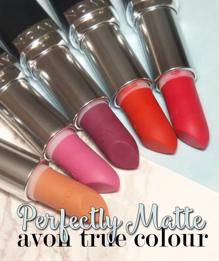 Avon True Colour Perfectly Matte Lipstick (3)