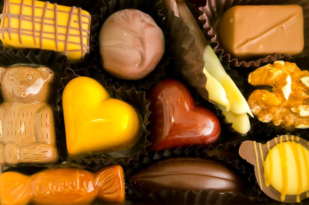 バレンタインにあげたチョコ