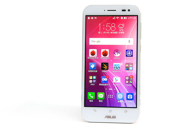 更加強大!頂規 Zenfone Zoom 4+128 入手!Z3590 效能實測 + 白色機圖集 @3C 達人廖阿輝