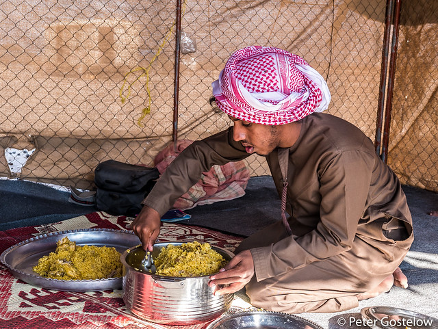 Bedu Lunch