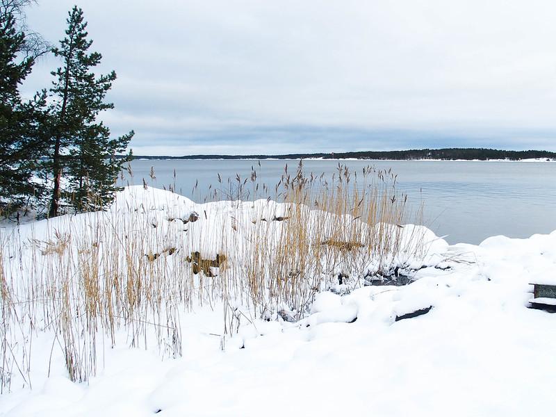 finland in winter