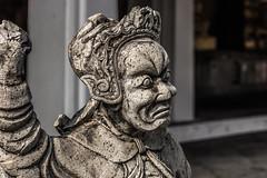Stone Warrior, Bangkok