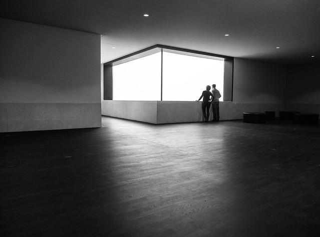 Georgie Pauwels - Big Window and a couple