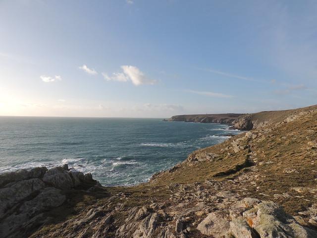 La vie poétique - La Pointe du Raz vue de Feunteun Aod - Plogoff - Finistère - Hiver 2016