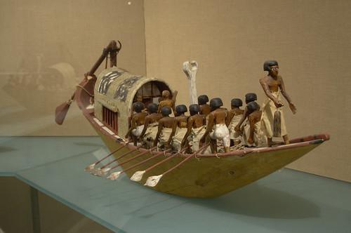 Model Travelling Boat