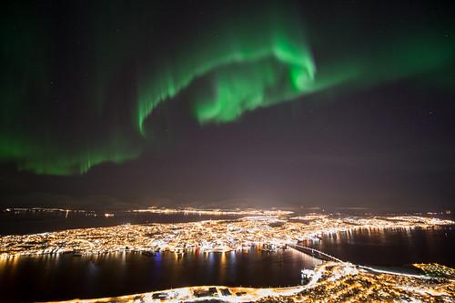 Vinterkveld i Tromsø