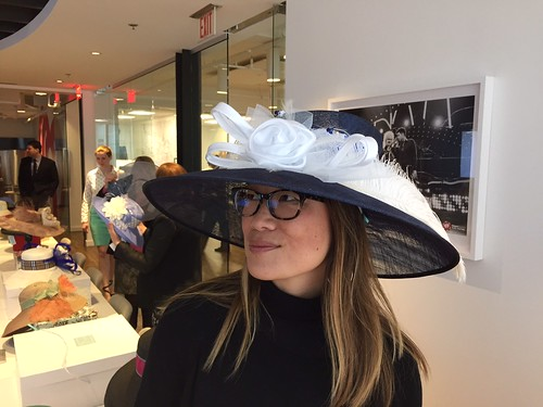 Simply Laura hats by Laura Moser