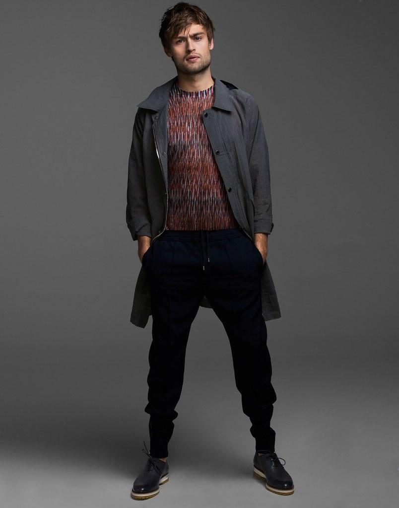Дуглас Бут — Фотосессия для «Just Jared» 2016 – 5