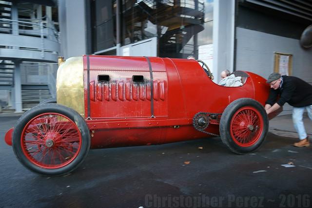 Beast of Turin ~ 1911 Fiat S76