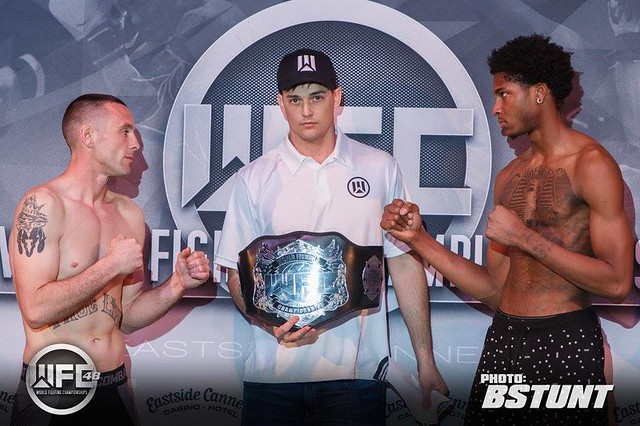 WFC 48 Weigh-Ins March 3rd, 2016